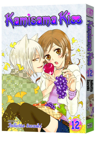 Kamisama Kiss Vol. 12