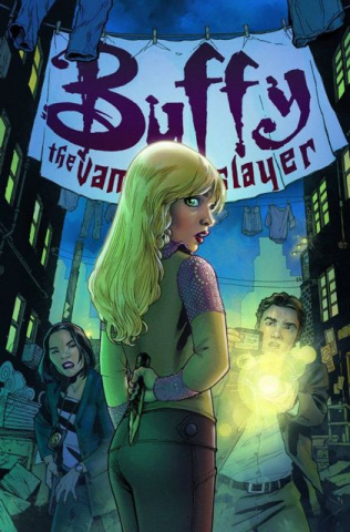 Buffy the Vampire Slayer, Season 9: Freefall #2 (Jeanty Cover)
