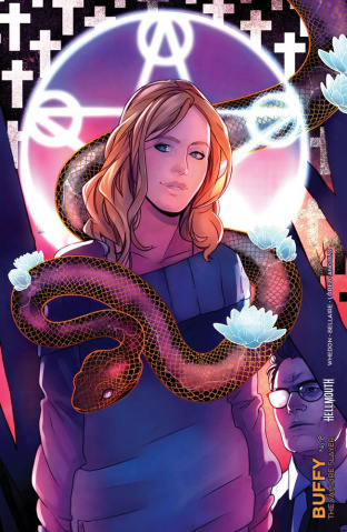 Buffy the Vampire Slayer #8 (Matthews Connecting Cover)