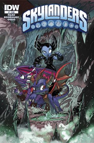 Skylanders #7: Return of Dragon King