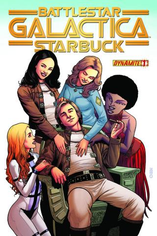Battlestar Galactica: Starbuck #1