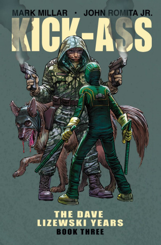 Kick-Ass: The Dave Lizewski Years Vol. 3
