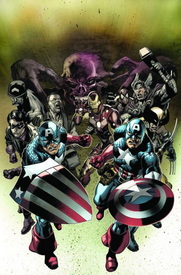 Captain America: 70th Anniversary Magazine #1