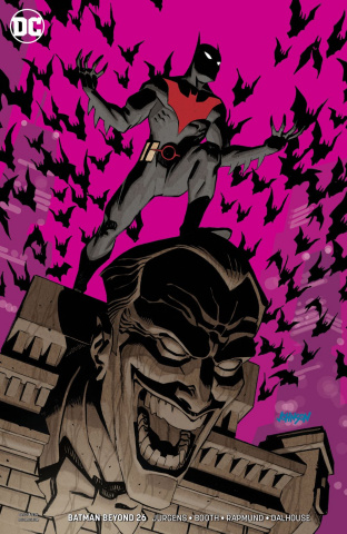 Batman Beyond #26 (Variant Cover)
