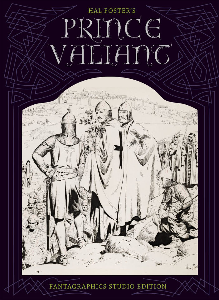 Prince Valiant: Fantagraphic Studio Edition