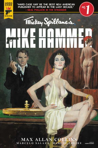 Mike Hammer #1 (McGinnis Cover)