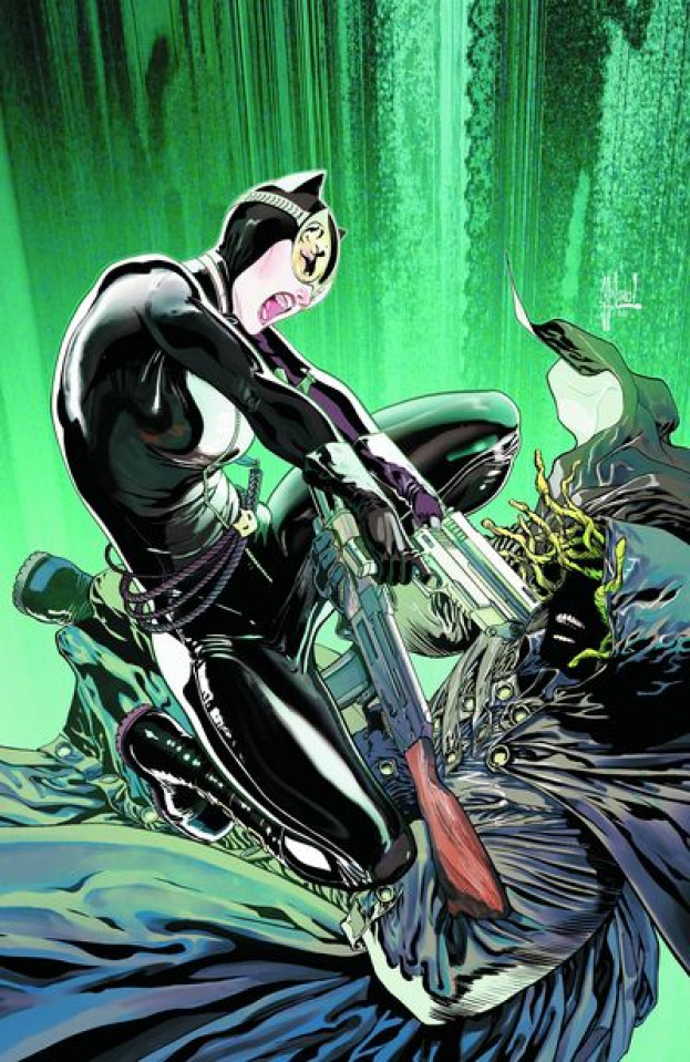 Catwoman #10