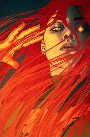 Phoenix Resurrection: The Return of Jean Grey #1 (Frison Cover)