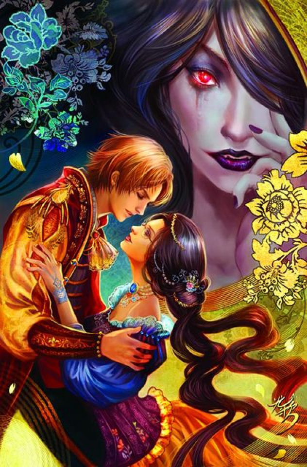 Grimm Fairy Tales #69 (Yang Cover)