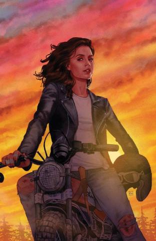 Buffy the Vampire Slayer: Faith #1 (Foil Wada Cover)