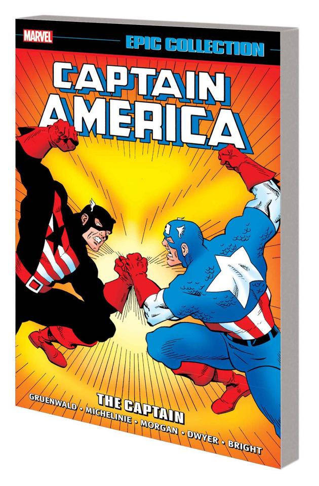 Captain America: The Captain (Epic Collection)