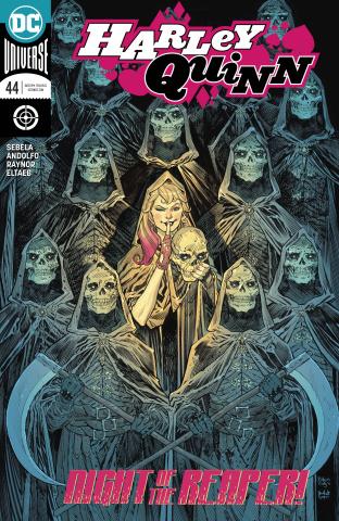Harley Quinn #44