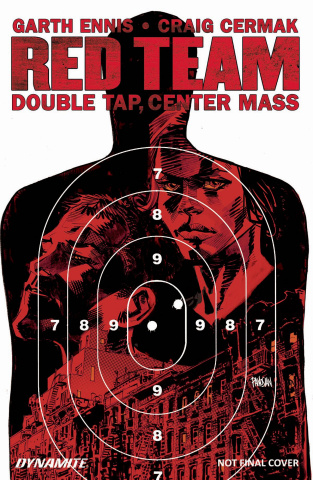 Red Team Vol. 2: Double Tap, Center Mass