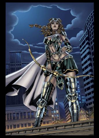 Grimm Fairy Tales: Goddess Inc. #4 (Cucca Cover)