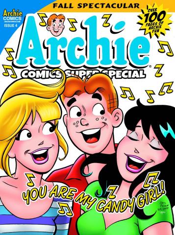Archie Comics Super Special #4
