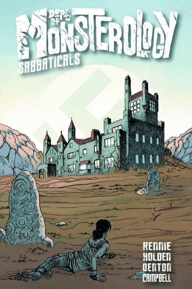 Department of Monsterology Vol. 2: Sabbaticals