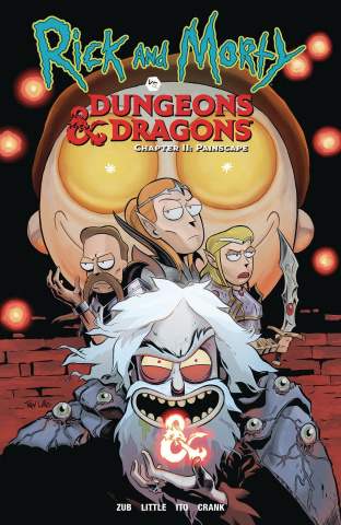 Rick and Morty vs. Dungeons & Dragons Vol. 2: Painscape