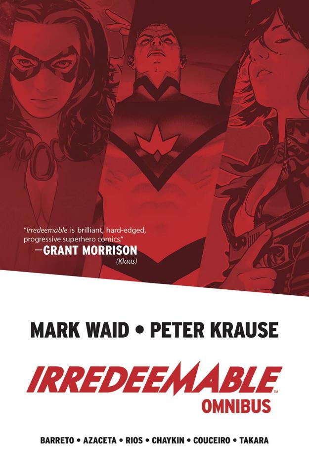 Irredeemable (Omnibus)