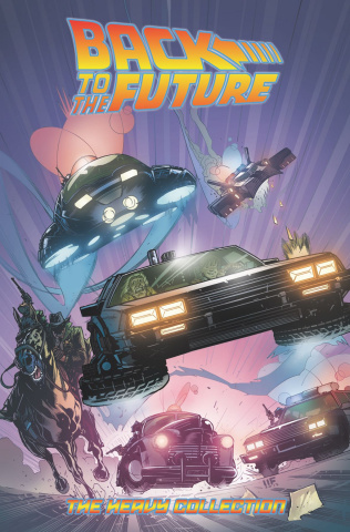 Back to the Future Vol. 2 (The Heavy Collection)