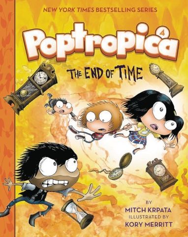 Poptropica Book 4: The End of Time