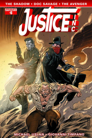 Justice, Inc. #6 (Subscription Cover)