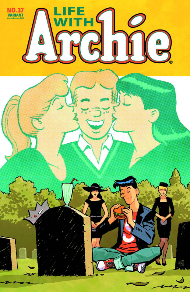 Life With Archie Comic #37 (Cliff Chiang Cover)