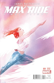 Max Ride: First Flight #1 (Nguyen Cover)