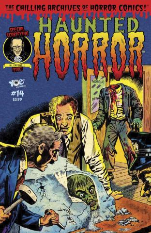 Haunted Horror #14