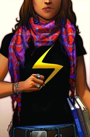 Ms. Marvel #1 (4th Printing)
