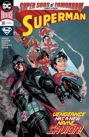 Superman #38: Sons of Tomorrow