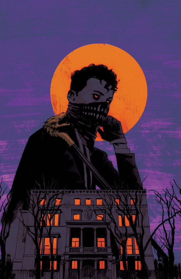 House of Slaughter #1 (Unlockable Shehan Cover)