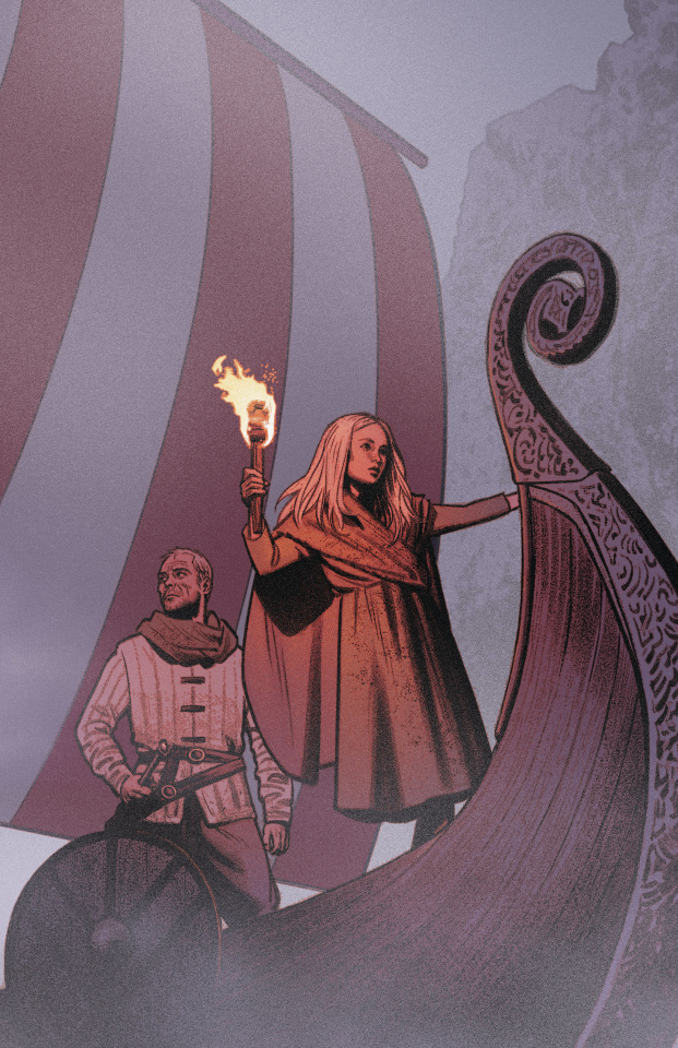 Sword Daughter #2 (Smallwood Cover)