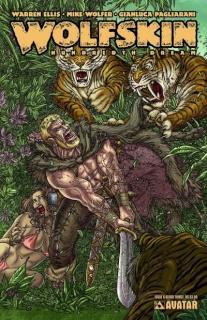 Wolfskin: Hundredth Dream #6 (Blood Thirst Cover)