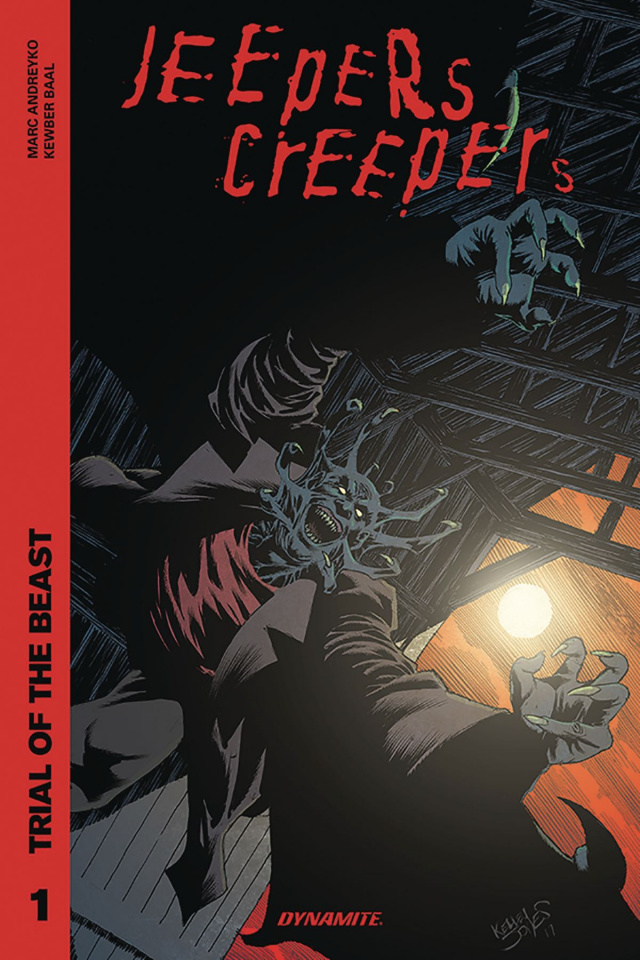 Jeepers Creepers Vol. 1: Trail of the Beast