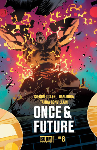 Once & Future #8 (2nd Printing)