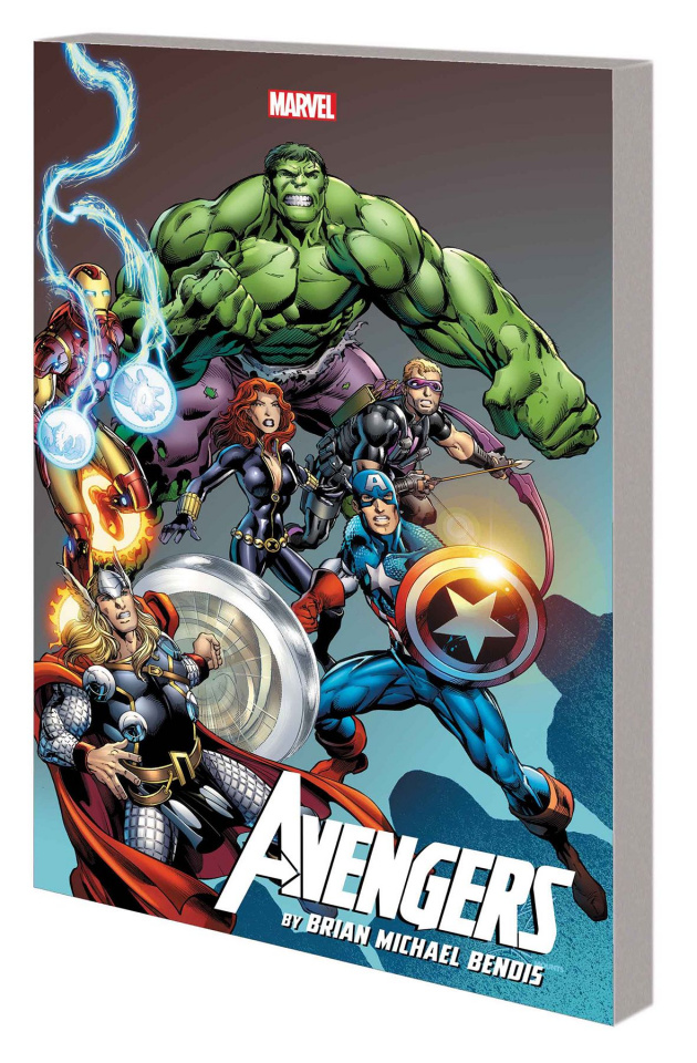 Avengers by Bendis Complete Collection Vol. 3