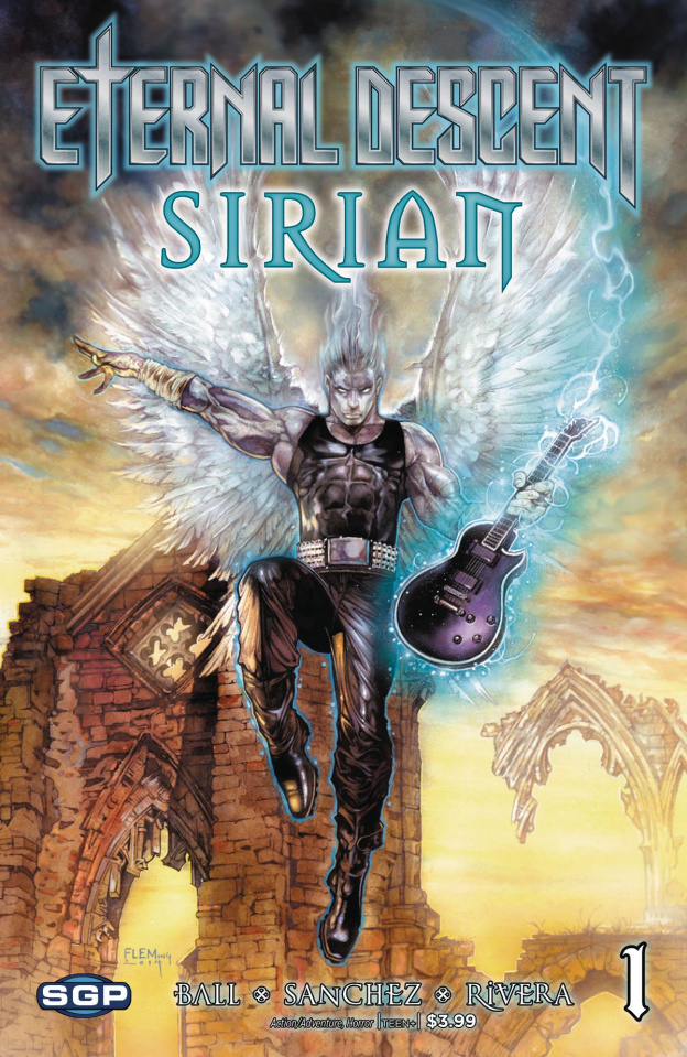 Eternal Descent: Sirian