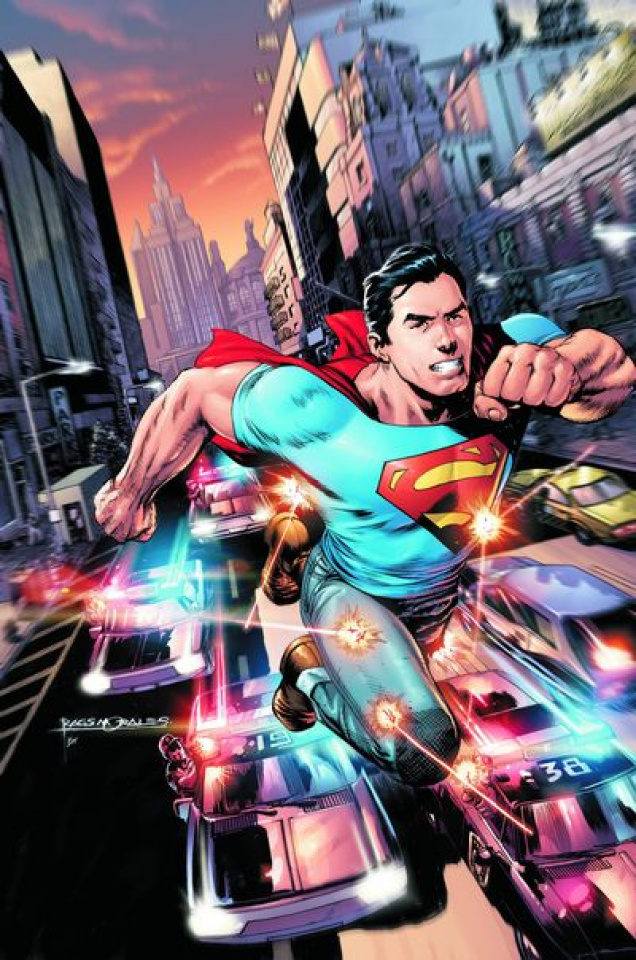 Action Comics Vol. 1: Superman - Men of Steel