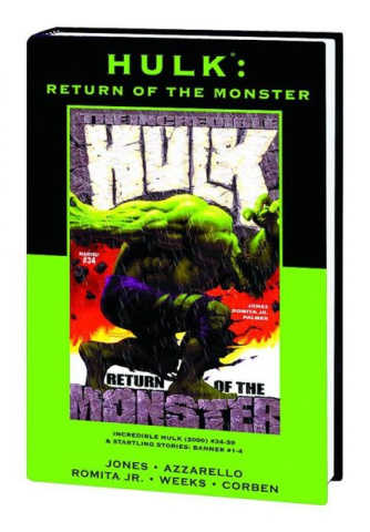 Hulk: Return of the Monster