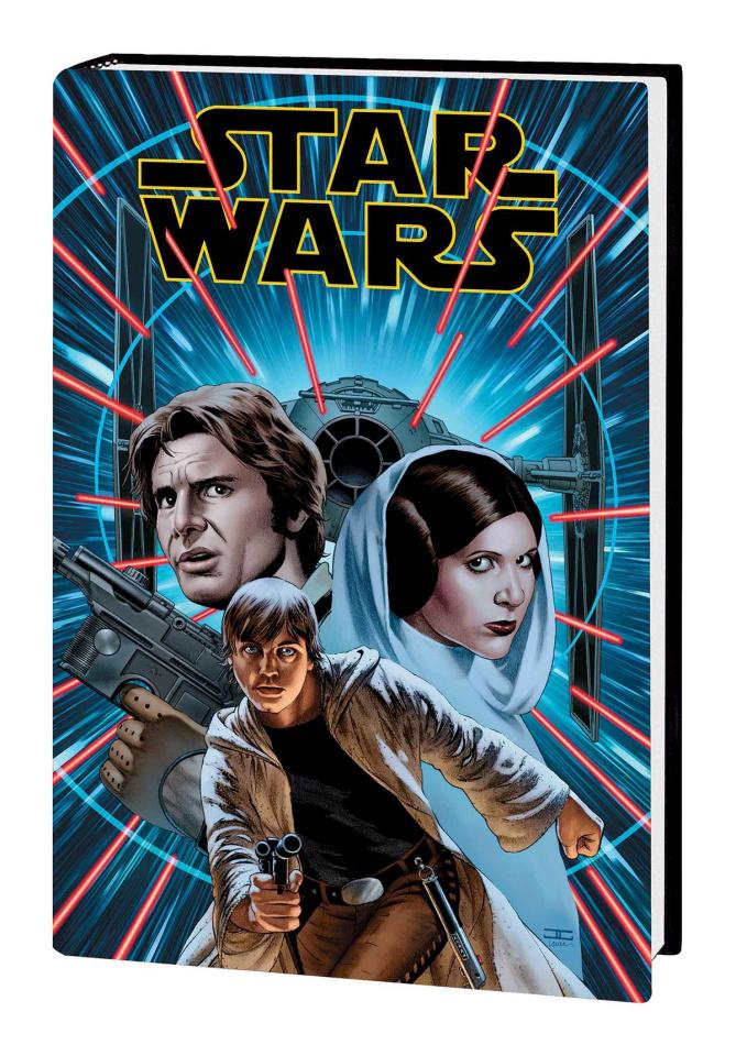 Star Wars Vol. 1 (Cassaday Cover)