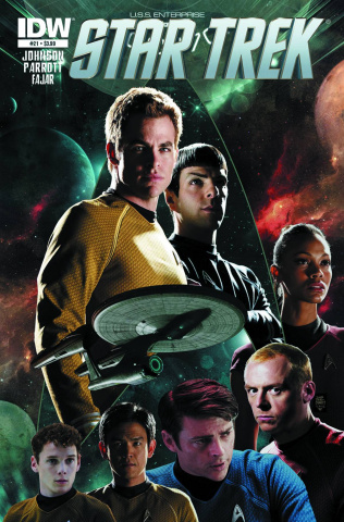 Star Trek #21: After Darkness, Part 1