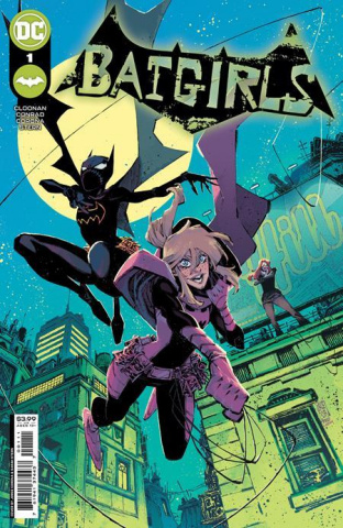 Batgirls #1 (Jorge Corona Cover)