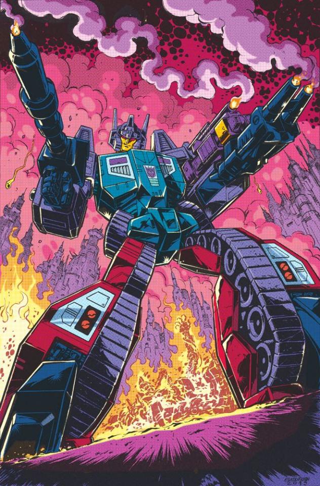 The Transformers #11 (10 Copy Guidi Cover)