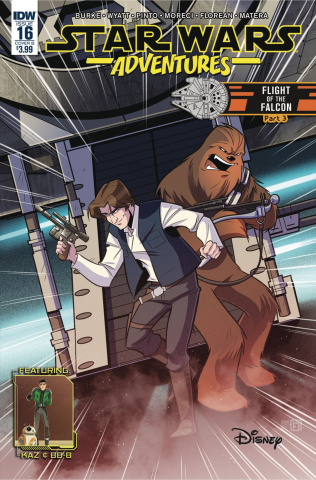 Star Wars Adventures #16 (Florean Cover)