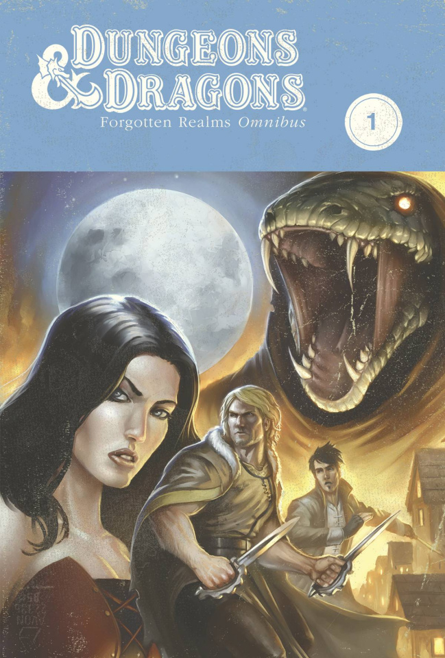Dungeons & Dragons: Forgotten Realms (Omnibus)