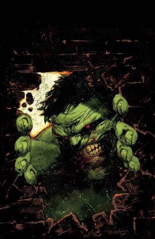 The Immortal Hulk #2 (Zaffino Cover)