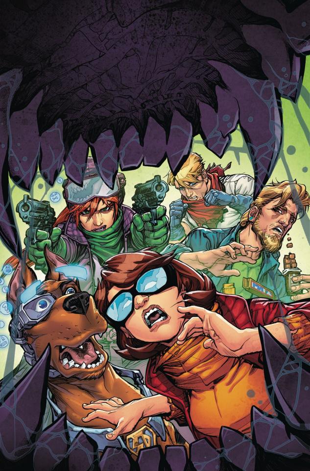 Scooby: Apocalypse #5