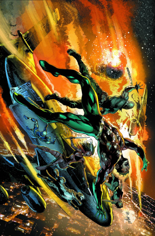 Aquaman and the Others #2
