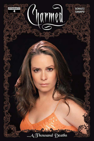 Charmed #4 (Photo Cover)