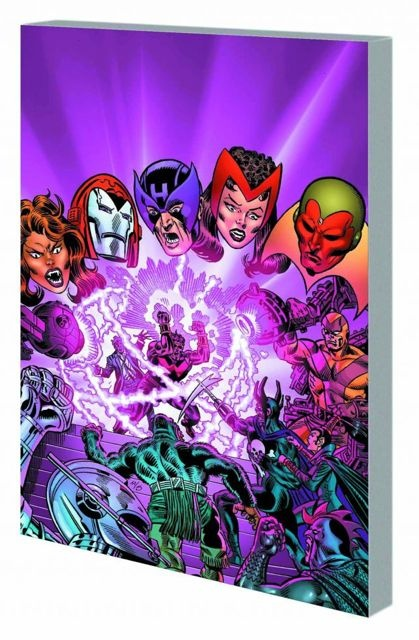 West Coast Avengers: Family Ties